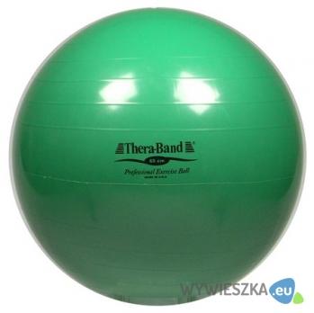 Piłka rehabilitacyjna Thera Band 65 cm - zielona